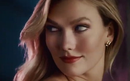 Carolina Herrera Commercial - Karlie Kloss