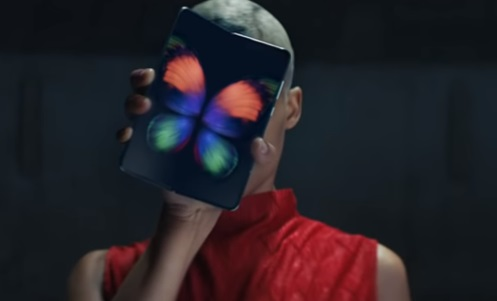 Samsung Galaxy Fold Commercial - Dancer