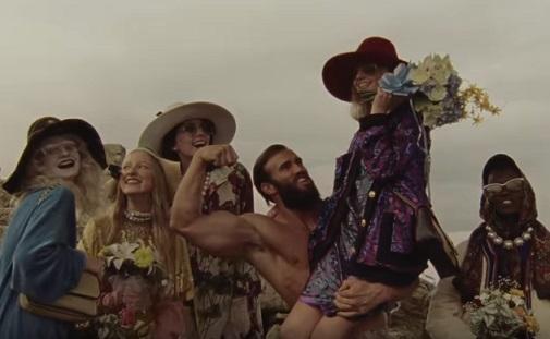 Gucci Commercial Actors - Sicily