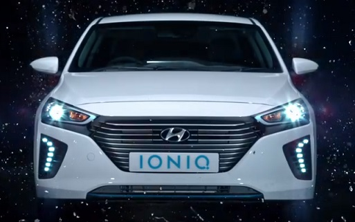 Hyundai IONIQ Hybrid Commercial