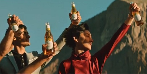 Michelob ULTRA Pure Gold Commercial - Return to Nature