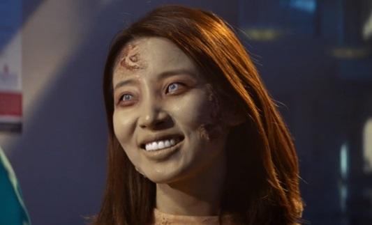 Orbit Zombie Girl Commercial