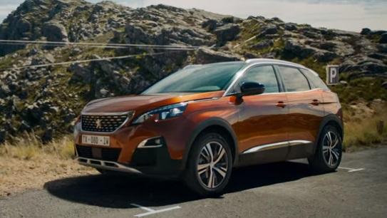 Peugeot SUV Range Commercial