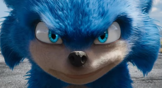 Sonic The Hedgehog (2019 Movie Trailer)