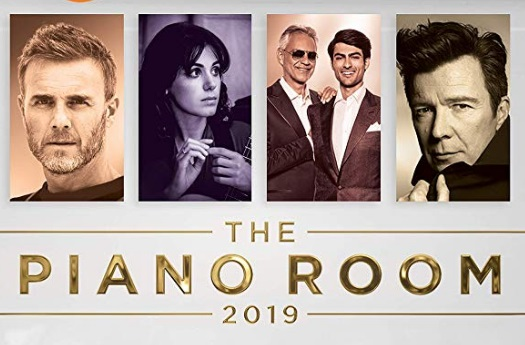 BBC Radio 2 - The Piano Room 2019 (Album Tracklist)