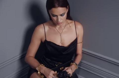 Versace Irina Shayk Commercial