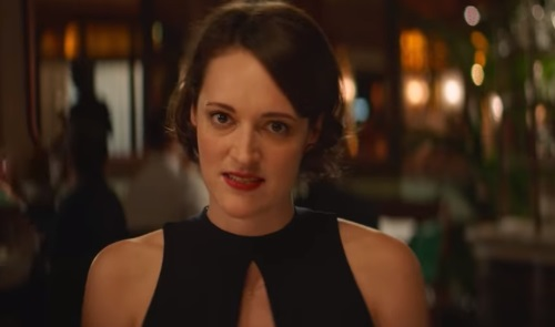 Fleabag Season 2 - Actress Phoebe Waller-Bridge
