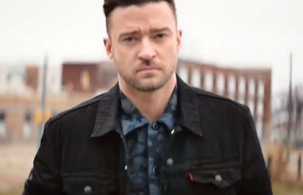 Levi's x Justin Timberlake Commercial
