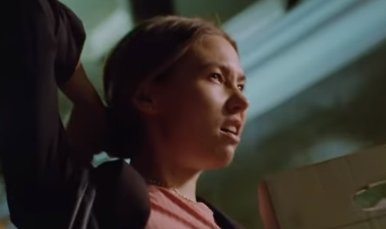 Burger King Real Meals Commercial Girl