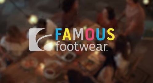 Famous Footwear Commercial