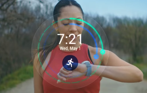 Wear OS by Google Commercial Girl