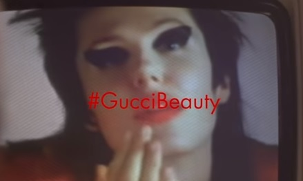 Gucci Beauty Lipstick Commercial - Feat. Punk Singer Dani Miller