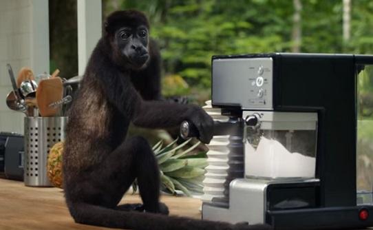 IKEA TV Advert - Monkey in the Kitchen