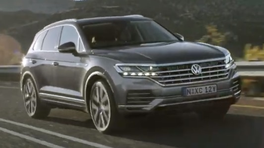 Volkswagen Touareg Latest Commercial