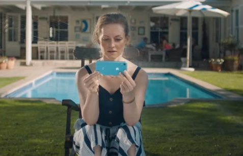 Bell Canada Commercial Girl