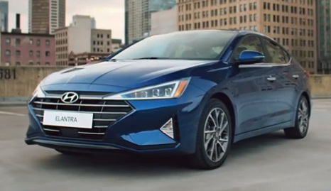 Hyundai Elantra Canada Commercial