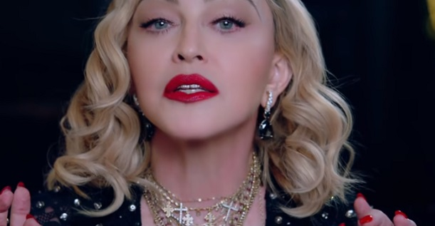 Madame X Tour Madonna Commercial