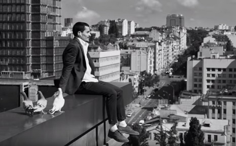 Apple AirPods Commercial Guy - Pigeons