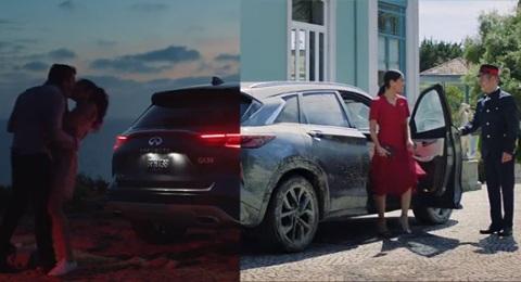 Infiniti QX50 Commercial