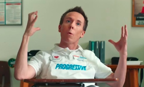 Progressive Snapshot Commercial - Jamie in Drivers Ed Class