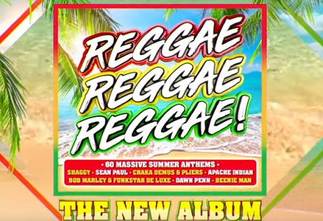 Reggae Reggae Reggae! - The Album