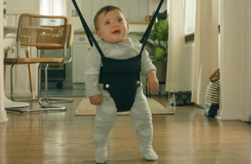 Samsung Galaxy Commercial - Dancing Baby