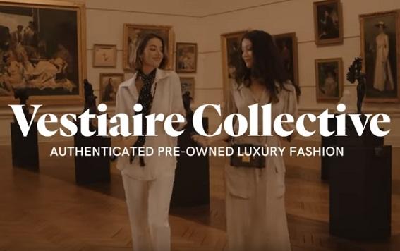 Vestiaire Collective Australia Commercial - Carmen Hamilton & Melanie Jarnson