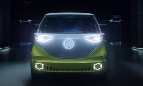 Volkswagen ID. BUZZ Commercial