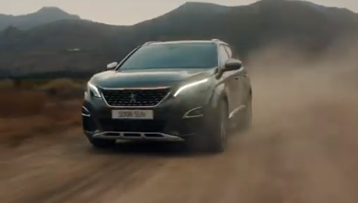 Peugeot UK SUV Range Advert