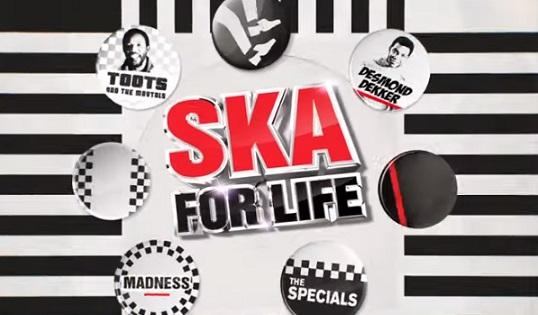 Ska For Life - Album Tracklist