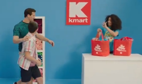 Kmart Summer Clothing Event Commercial
