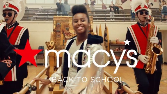 Macy's Back to School Commercial - Kids Dancing