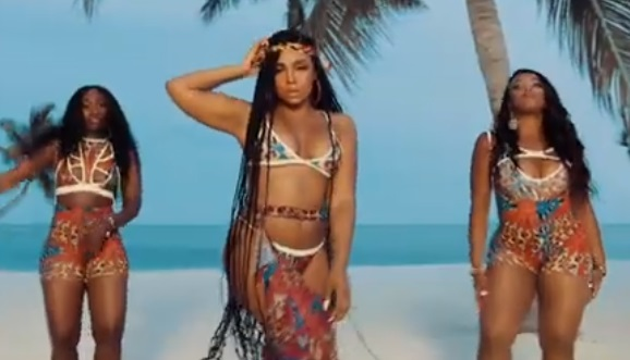 PrettyLittleThing x Ashanti Swimwear Collection Commercial
