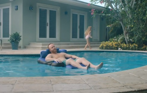 Rocket Mortgage By Quicken Loans Commercial - Man in the Pool