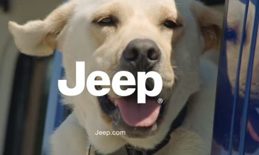 Jeep Dog Commercial