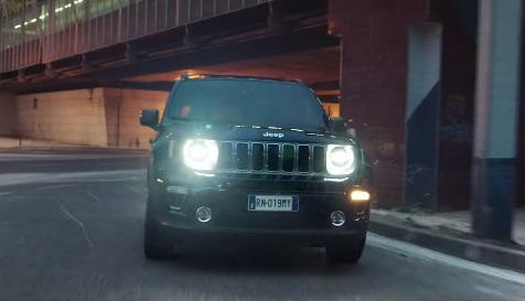 Jeep Terrains Juventus Commercial