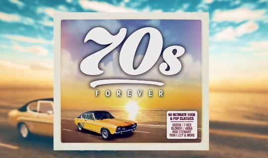 70s Forever - The Album