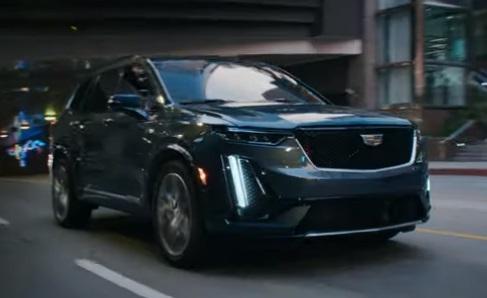 Cadillac XT6 Commercial