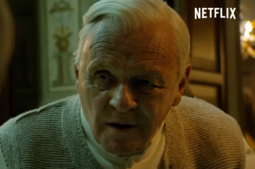 The Two Popes (Trailer Netflix) - Anthony Hopkins
