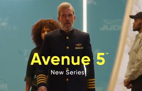 HBO Coming Soon 2020 Avenue 5