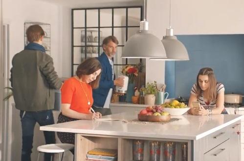 Morrisons TV Advert - Family