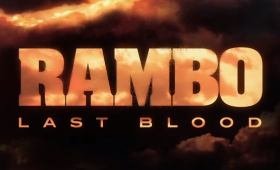 Rambo: Last Blood (Movie Poster)