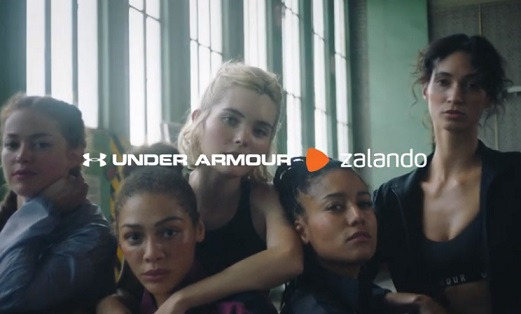 Under Armour x Zalando Commercial Girls