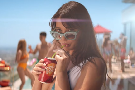 Borderlands 3 Beverage Cola Loca Commercial Girl