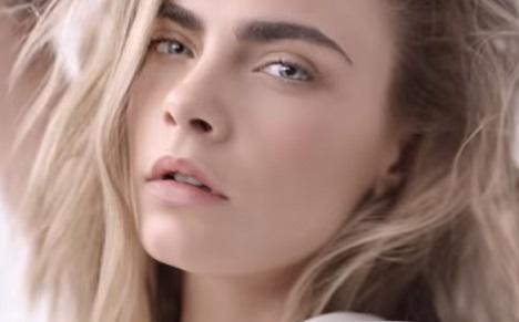 Dior Cara Delevingne Commercial