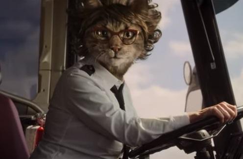 Hulu 2019 Series: Dollface - Cat Driver