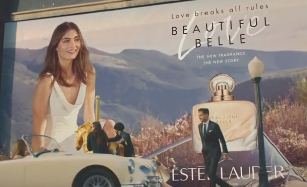 Estée Lauder Beautiful Belle Love Fragrance Commercial
