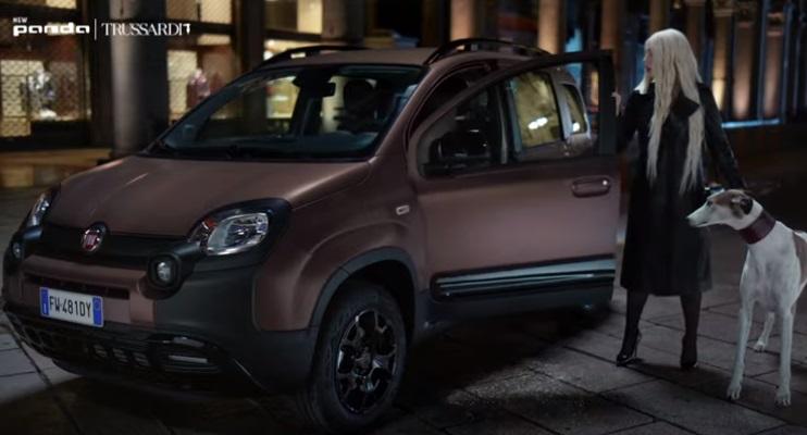 Fiat Panda Trussardi Ava Max Commercial Song
