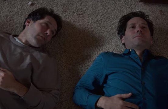 Netflix Series: Living With Yourself - Actor Paul Rudd