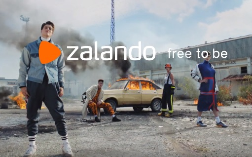Zalando Autumn/Winter Commercial - Free to Be